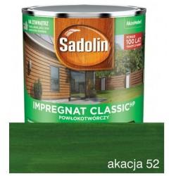 SADOLIN Classic HP 6 lat Akacja 52 2,5L