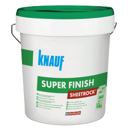 KNAUF MASA SZPACHLOWA KNAUF SHEETROCK SUPER FINISH 5,4KG