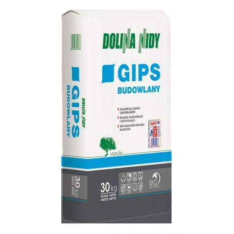 NIDA GIPS BUDOWLANY 30 KG
