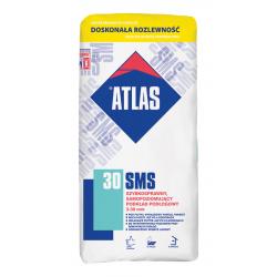 ATLAS SMS G30 szybkosprawny, samopoziomujący podkład podłogowy (3-30 mm) 25KG