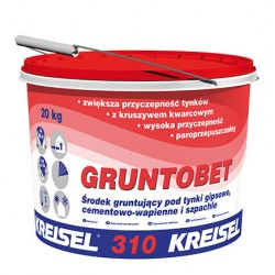 KREISEL GRUNTOBET 310 20KG ŚRODEK GRUNTUJĄCY
