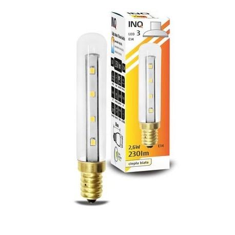 INQ LAMPA LED E14 LED 3 T18 230LM 3000K