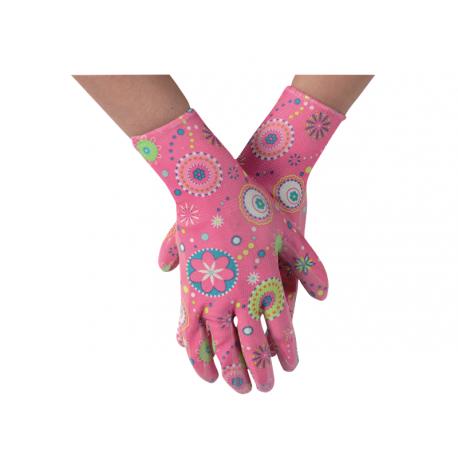 FLORALAND Rękawice ogrodowe dla kobiet