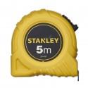STANLEY Taśma mierncza, miara stalowa, zwijana STANLEY 5 m x 19 m 0-30-497