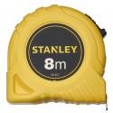 STANLEY Taśma mierncza, miara stalowa, zwijana STANLEY 8mx25mm 0-30-457