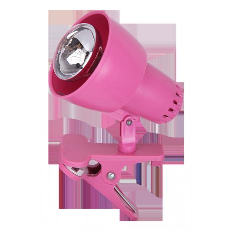 RABALUX 4344 Lampka Clip E14 R50/40W róż owa |