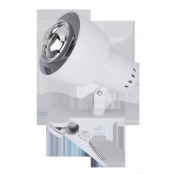 Lampka Clip, E14, R50, 40W, biała, RABALUX 4341