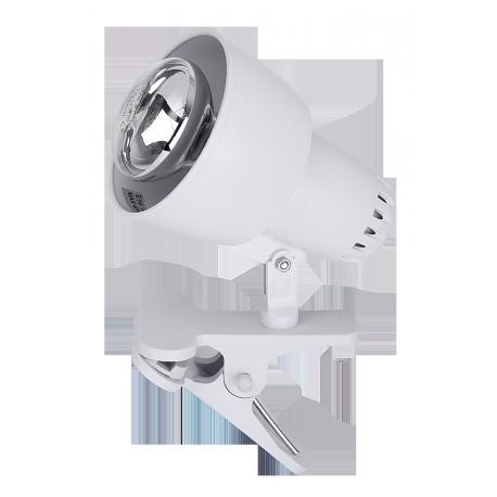 RABALUX 4341 Lampka Clip E14 R50/40W bia ła |