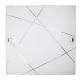 RABALUX 3698 Plafon Phaedra E-27/60W 300 mm biały  