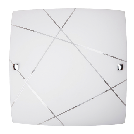 RABALUX 3698 Plafon Phaedra E-27/60W 300 mm biały |