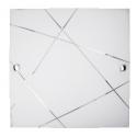 Plafon Phaedra, E27, 1x 60W, 300mm, biały, RABALUX 3698