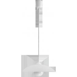 Lampa wisząca Cupola range, D30, biała, E27, 1x 60W, RABALUX 4615