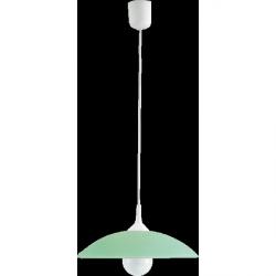 Lampa wisząca Cupola range, D30, zielona, E27, 1x 60W, RABALUX 4611