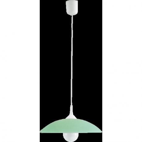 RABALUX 4611 Lampa wisząca Cupola range D30 zie | lona E27/1x60W