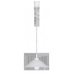 Lampa wisząca Alabastro, D30, E27, 1x 60W, biała, RABALUX 3905