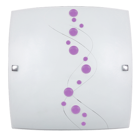 RABALUX 3758 Plafon Ruby lilac E27/60W |