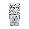 Lampka stołowa Bombai, E14, 1x 40W, wzór Harmony, RABALUX 4250