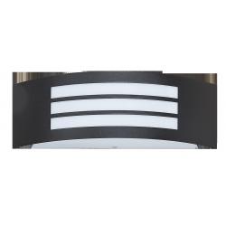 Kinkiet Roma E27 1x 14W czarny matowy RABALUX 8409