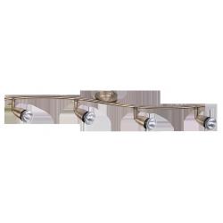 Lampa wisząca Florencel, E14, 1x 40W, patyna, Rabalux 5998