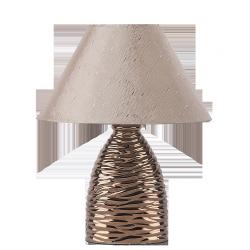 Lampka stołowa Brella, E14, 1x 40W, brąz, RABALUX 4979