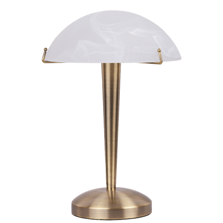 RABALUX 4990 Lampka biurkowa Lucy E-14/4 0W brąz |