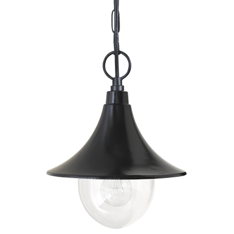 RABALUX 8246 Lampa wisząca ogr. Konstanz E27 100 | W, czarny