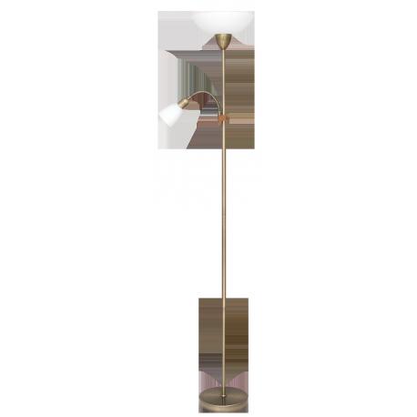 RABALUX 4068 Lampa podł.Diana E27/100W+E 14/40W |