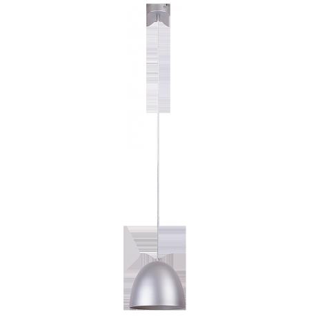 RABALUX 2592 Lampa wisząca Olivia E-27, 1 x60W 1 | 250cm srebrny