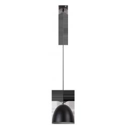Lampa wisząca Olivia, E27, 1x 60W, 1250mm, czarny, RABALUX 2591