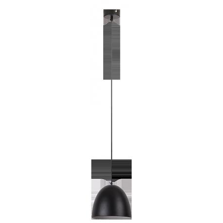 RABALUX 2591 Lampa wisząca Olivia E-27, 1 x60W 1 | 250cm czarny