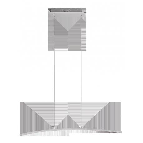 RABALUX LAMPA WISZĄCA ADDISON 108LED/21W IP20, SZCZOTKOWANE ALUMINUM