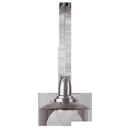 RABALUX 2594 Lampa wisząca Bonnie E-27, 1 x60W 1 | 330cm chrom satyna