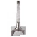 Lampa wisząca Bonnie, E27, 1x 60W, 1330mm, chrom-satyna, RABALUX 2594