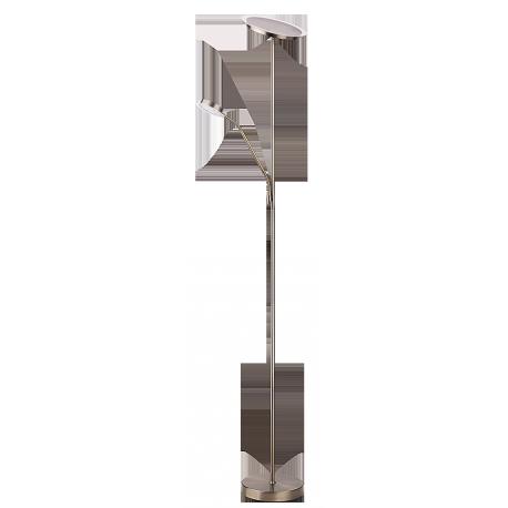 RABALUX 4163 Lampa podłogowa Aaron 40LED /18W, 18 | LED/5W IP20, brąz