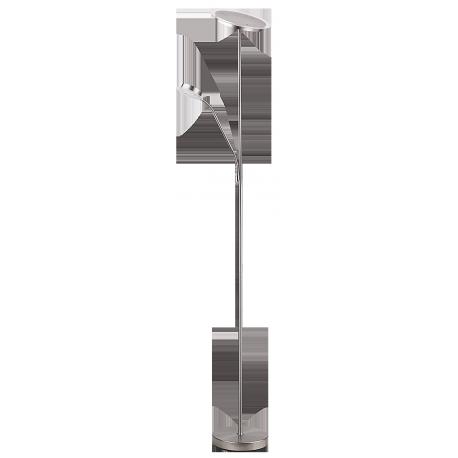 RABALUX 4162 Lampa podłogowa Aaron 40LED /18W, 18 | LED/5W IP20, chrom satyna