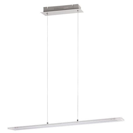 RABALUX 5761 Lampa wisząca Harper 108LED /22W IP2 | 0, chrom