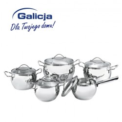 GALICJA Komplet GARNKÓW ROMA 10 części 0588