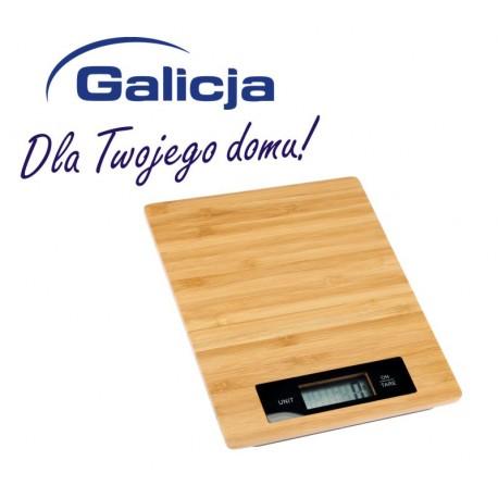 GALICJA WAGA KUCHENNA ELEKTR. 5kg BAMBO 7527