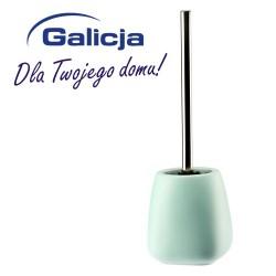 Szczotka WC Pastello jasny turkus Galicja 7772