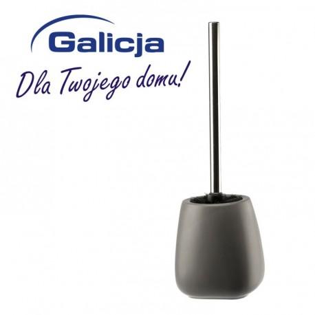 GALICJA SZCZOTKA WC PASTELLO 7772 SZARY