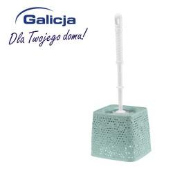 Szczotka do WC Fancy miętowa Galicja 7659