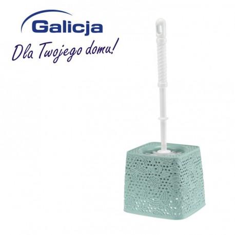 GALICJA SZCZOTKA WC FANCY 7659 MIĘTA