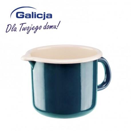 GALICJA KUBEK Z DZIÓBKIEM 12cm/1,2L 501C 4062 TURKUS