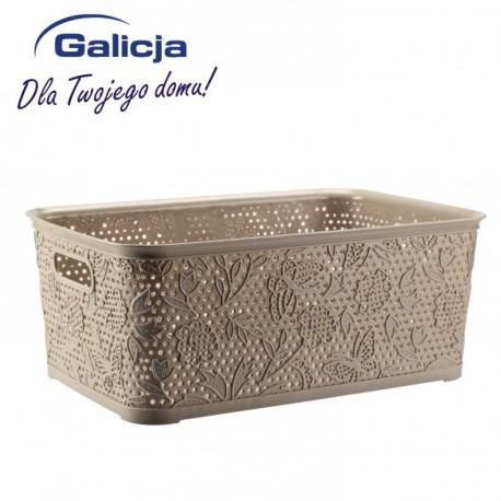 GALICJA KOSZYK 5L FANCY 8379 TAUPE