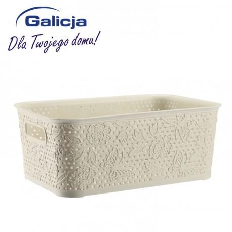 GALICJA KOSZYK 5L FANCY 8379 KREM