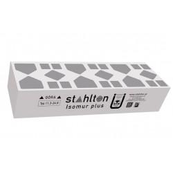 Bloczek Stahlton Isomur Plus 17,5 cm x9 x60 izolacja fundamentów