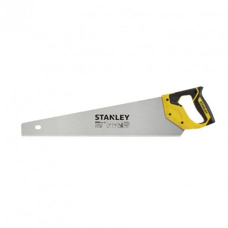 STANLEY Piła płatnica Jet-Cut SP 500mm x 7, zęby hartowane brzeszczot 0,85mm, rękojeść Dynagrip