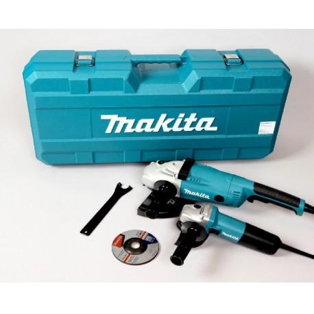 MAKITA Zestaw COMBO DK0053 GA9020 9558HN R