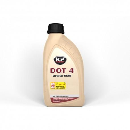 Plyn DOT-4 500g K2
