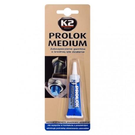 PROFAST PROLOK MEDIUM zabezp.gwinty(nieb ieski) 6ml K2